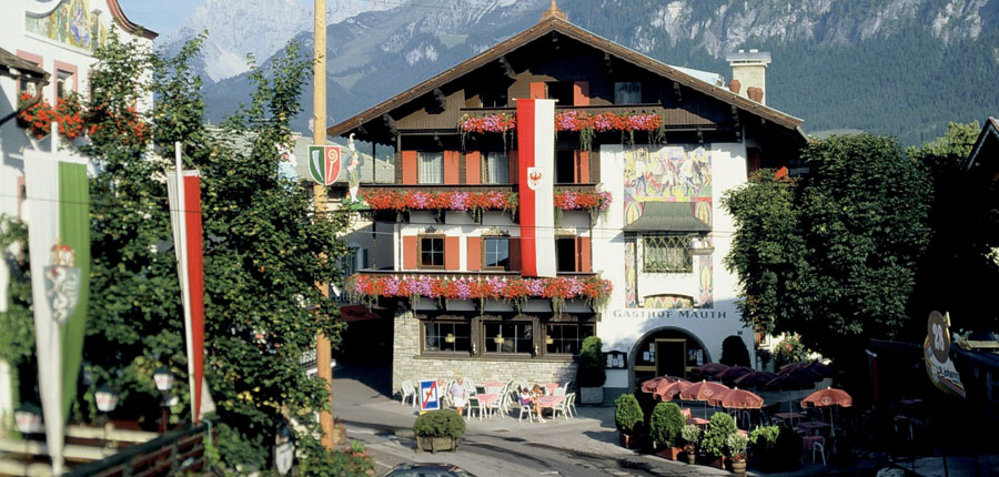 Gasthof Mauth, St. Johann, Austria - exterior.jpg